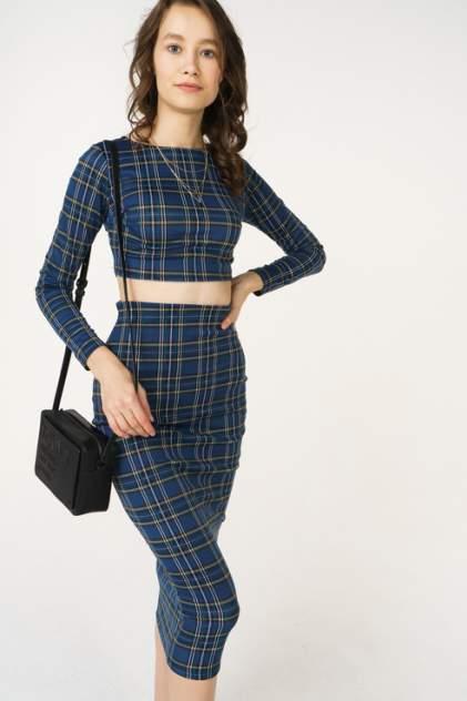 Женская юбка Lipinskaya Brand LB231-60, синий