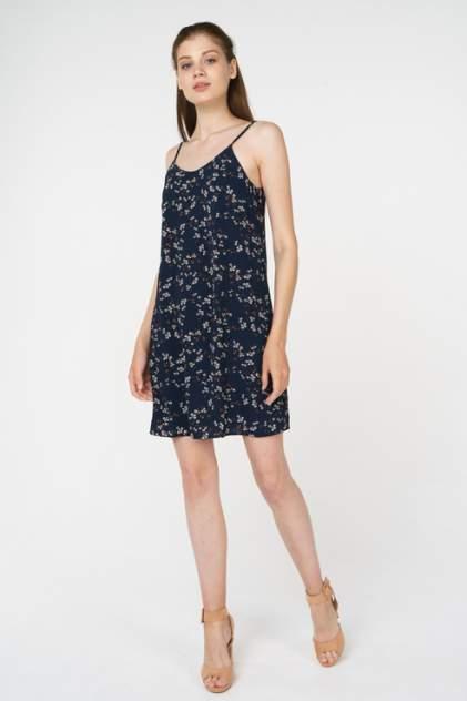 Повседневное платье женское Vero Moda 10212306 синее M