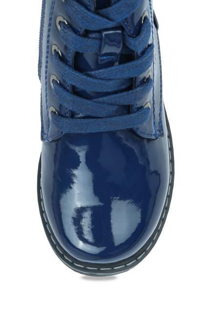 Ботинки детские Minnie Mouse, цв.синий р.25