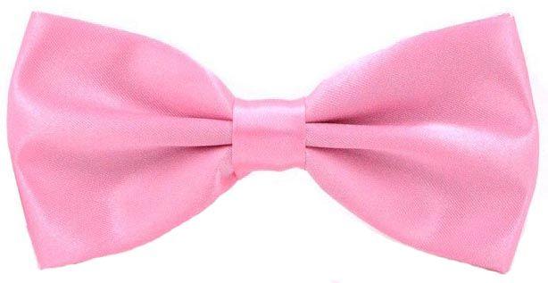 Галстук-бабочка мужской 2beMan GB239 Розовый