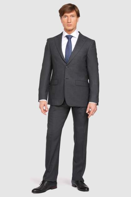 Пиджак мужской Kanzler 19W-SBB1/BL11/F/5, серый