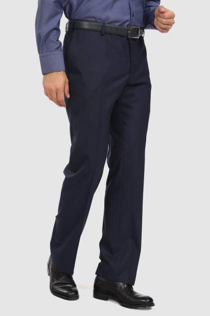 Классические брюки Kanzler 19W-SBB1/BL9/F/12, синий