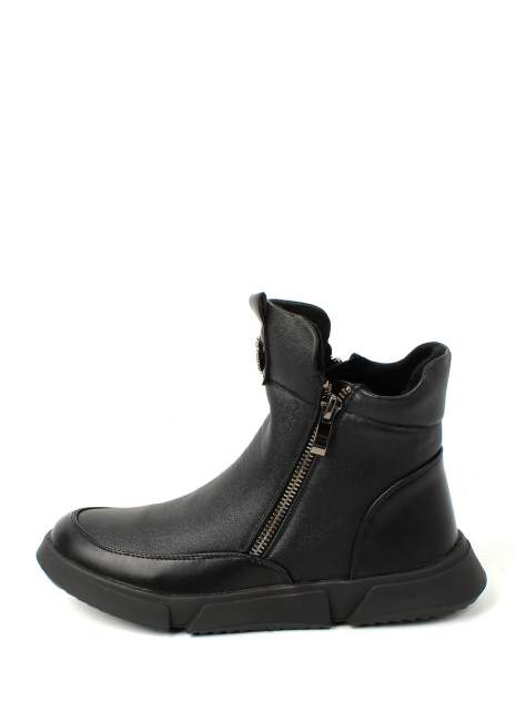 Ботинки для девочек Antilopa AL 2021190 цв. черный р. 37