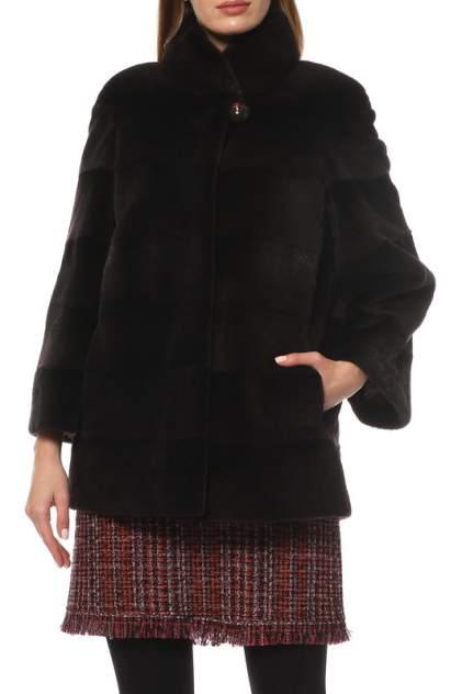 Женская шуба Женская шуба ОлимпОлимп  МОНИКАМОНИКА, , коричневыйкоричневый