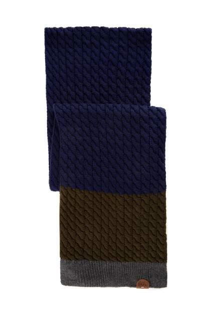 Шарф мужской U.S. POLO Assn. A081SZ0DH0LUCASK9 синий