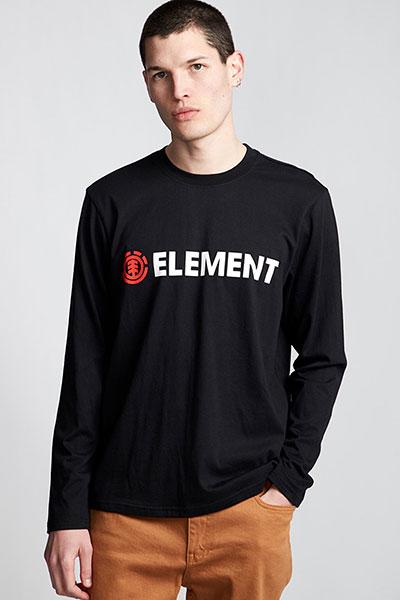 Лонгслив Element Blazin, flint black, S