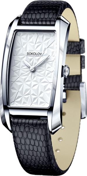 Наручные часы кварцевые женские SOKOLOV 120.30.00.000