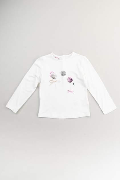 Джемпер Brums для девочек, цв. белый, р-р 9M
