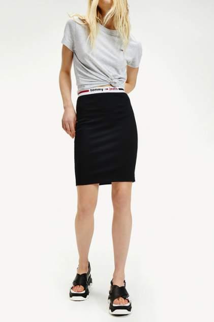 Женская юбка Tommy Jeans DW0DW08120, синий