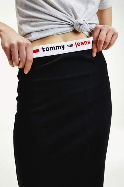 Юбка женская Tommy Jeans DW0DW08120 синяя 44