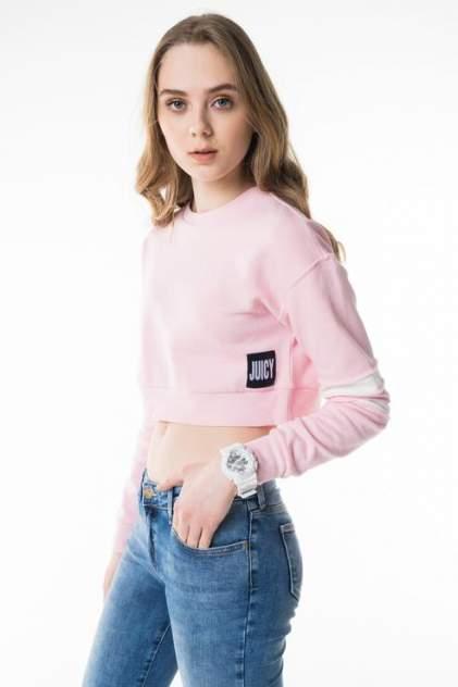 Свитшот Juicy Couture JWTKT100788/956, розовый