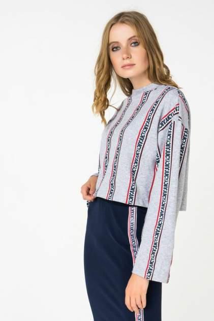 Свитшот женский Juicy Couture JWTKT155270/047 серый 44
