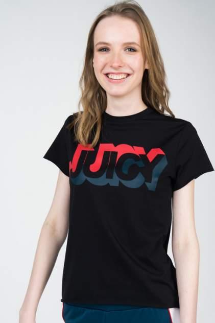 Футболка Juicy Couture JWTKT179676, черный