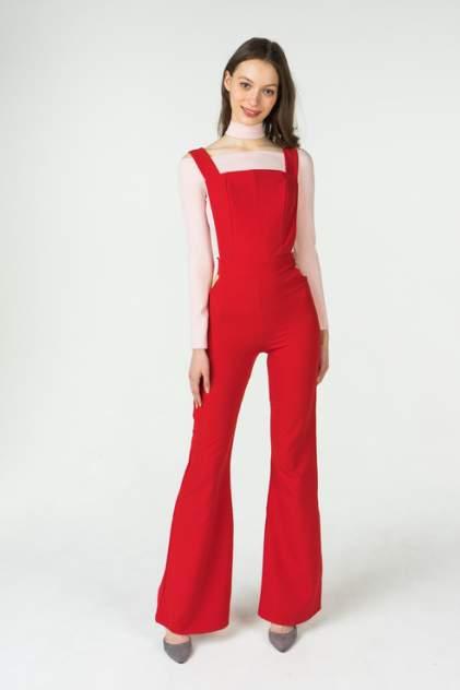 Комбинезон женский Lipinskaya Brand LB293-25, красный