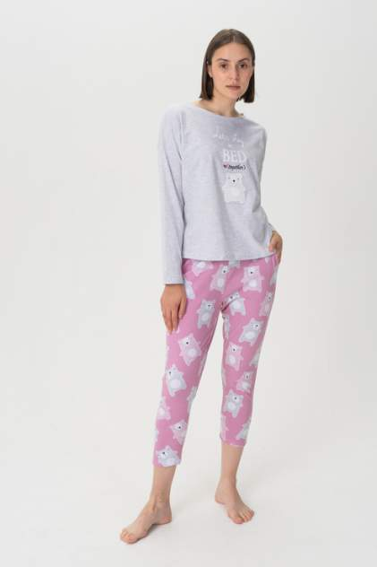 Пижама TARO 2314 S20/21 MOLLY, серый
