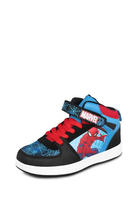 Кеды детские Spider-Man, цв. черный р.26