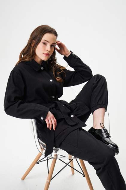 Женские брюки by swan BSP1533, черный