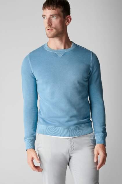 Толстовка мужская Marc O'Polo 410054004/861 голубая 46
