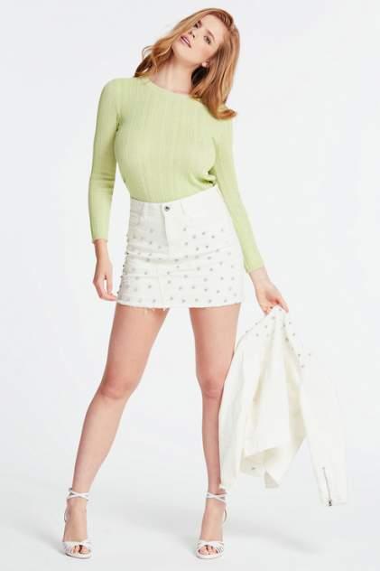 Джемпер женский GUESS JEANS W0GR76Z2NJ0 зеленый M