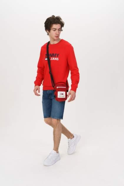 Свитшот мужской Tommy Jeans DM0DM07930 красный 46