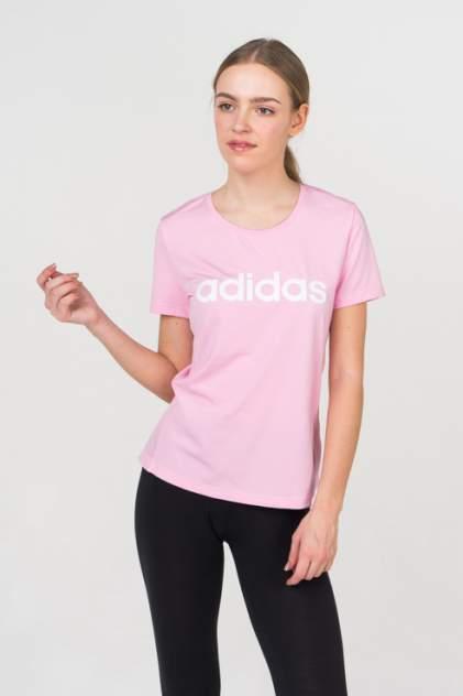 Футболка женская Adidas DU2081 розовая M