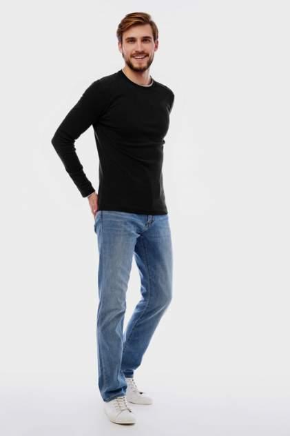 Лонгслив мужской Tom Farr T M8004.58 черный M