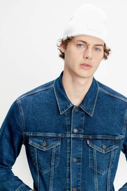 Джинсовая куртка мужская Levi's 7233404660 синяя M