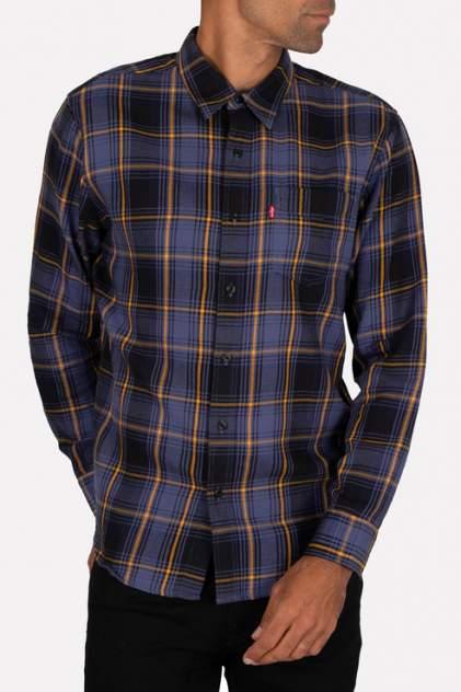 Рубашка мужская Levi's® 8574600290 синяя 48