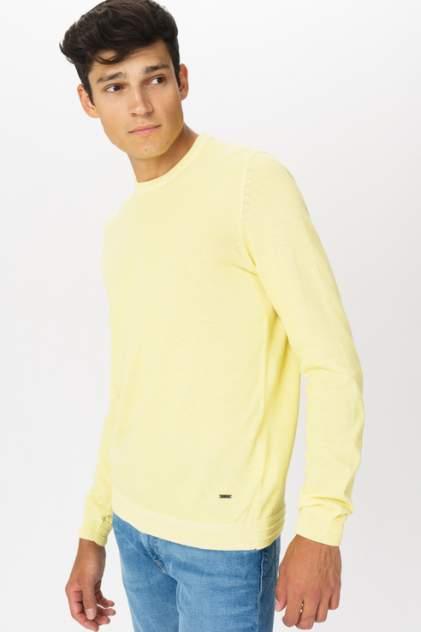 Свитшот мужской ONLY & SONS 22016090 желтый 48