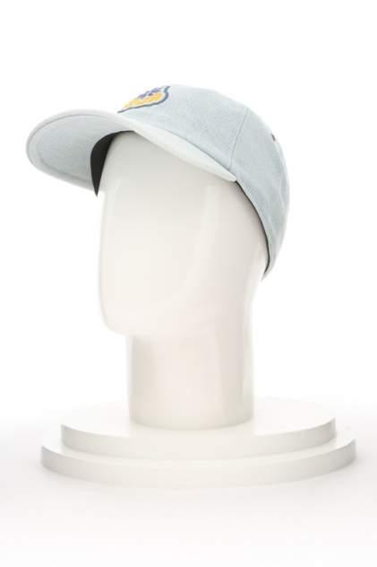 Бейсболка женская Rvca S9CPRA-RVP0-4766 голубая OS