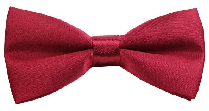 Детский галстук-бабочка 2beMan MGB096красный