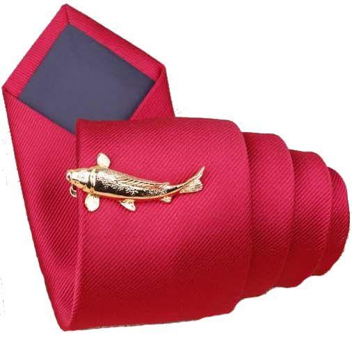 Зажим для галстука 2beMan TC067 золотистый