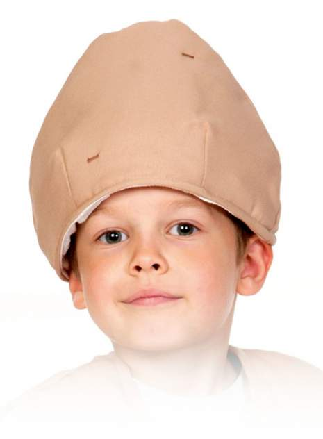 Карнавальная маска-шапка Карнавалофф Картофель (размер 53-55)