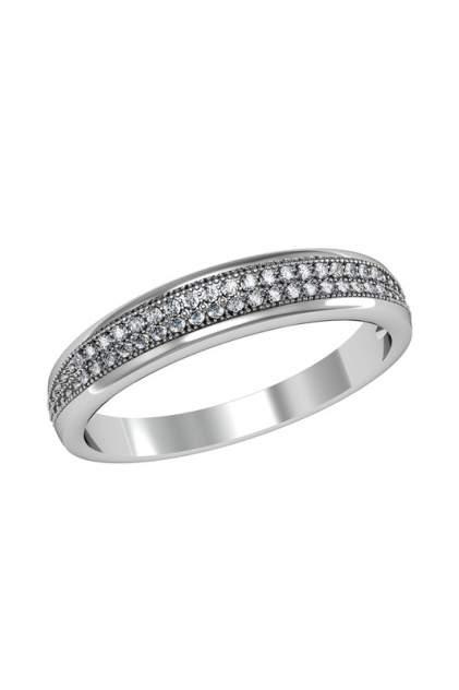 Кольцо женское Приволжский Ювелир 241917-FA11 р.18
