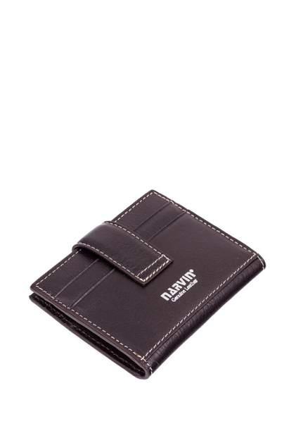 Кредитница мужская Narvin 9100 коричневая