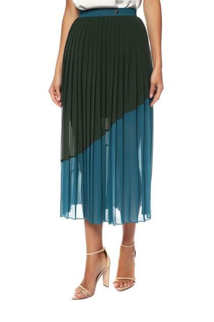 Юбка женская Versace Collection FW17 G602034 G35251 зеленая 38 IT