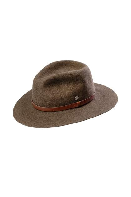 Шляпа мужская Pierre Cardin RIVIERA PC-0108-0201 коричневая M