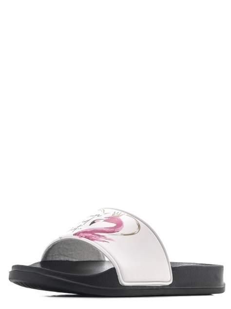 Шлепанцы женские BERTEN P9040003W черные 40 RU