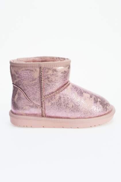 Угги детские Strobbs, цв.розовый