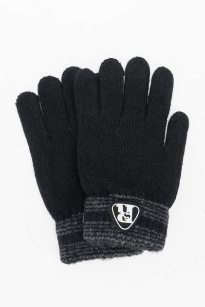 Перчатки для мальчиков, цв. черный, р-р S