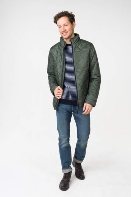 Куртка мужская TOM TAILOR 1007502 зеленая M