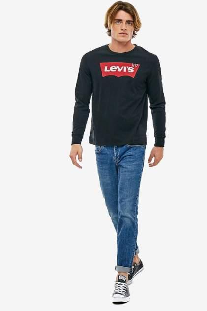 Лонгслив мужской Levi's® 3601500130 черный M