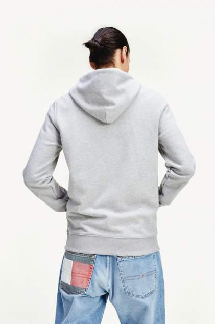 Толстовка мужская Tommy Jeans DM0DM08063 серая 48