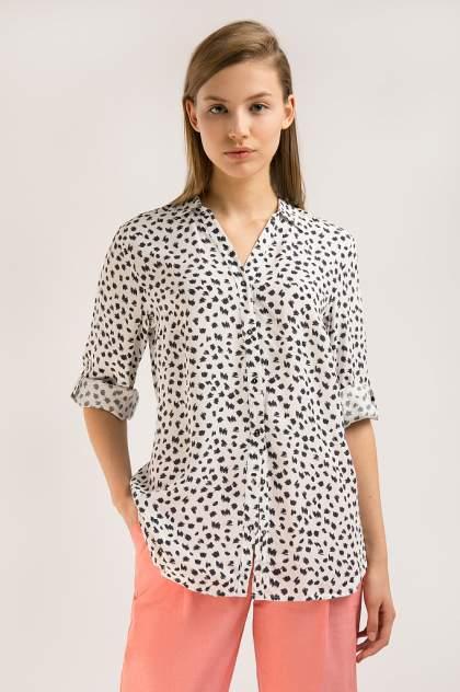 Блуза женская Finn Flare S20-12086 белая XL