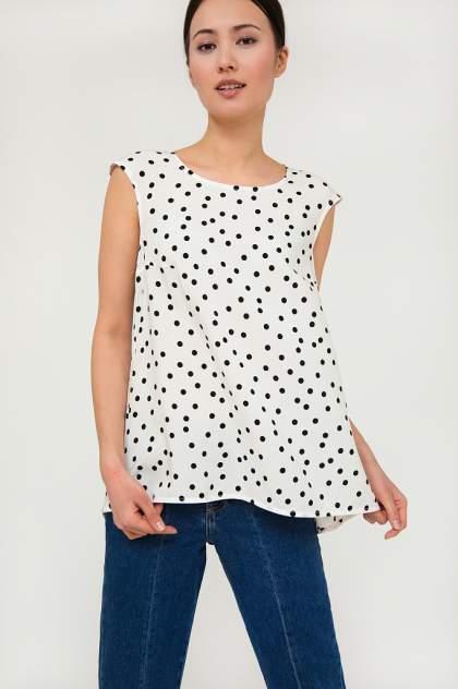 Женская блуза Finn Flare S20-110115, белый