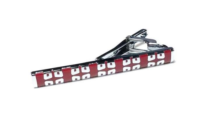 Зажим для галстука 2beMan TC095 коричневый