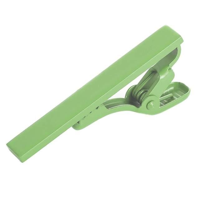 Зажим для галстука 2beMan TC114 светло-зеленый