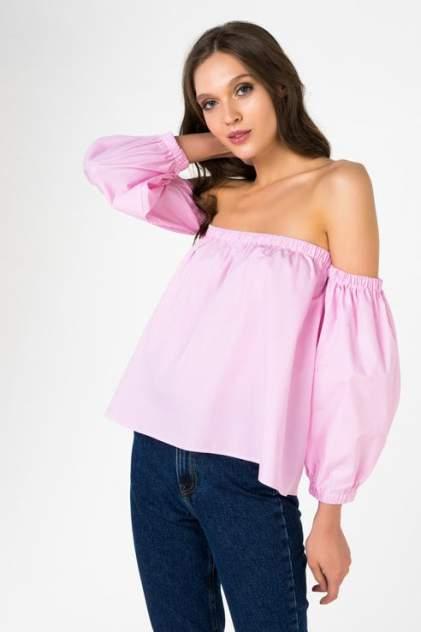 Блуза женская T-Skirt SS17-04-0410-FS розовая S