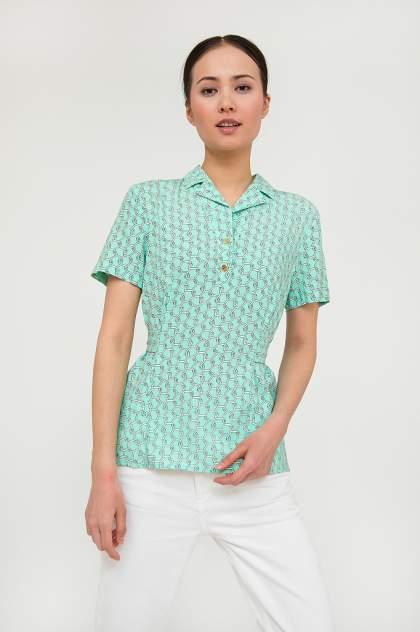 Женская рубашка Finn Flare S20-11063, зеленый