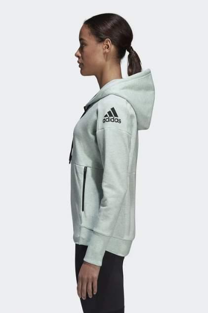 Толстовка женская Adidas CZ2934 голубая 42